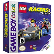GBC: LEGO RACERS (WORN LABEL) (GAME)