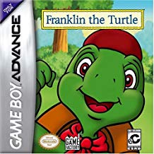 GBA: FRANKLIN THE TURTLE (GAME)