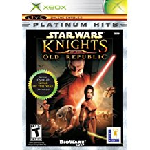 XBX: STAR WARS KNIGHTS OF THE OLD REPUBLIC (COMPLETE)