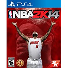 PS4: NBA 2K14 (COMPLETE)