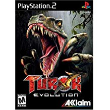 PS2: TUROK EVOLUTION (COMPLETE)