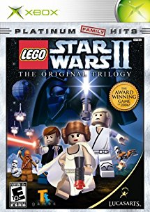 XBX: LEGO STAR WARS II: THE ORIGINAL TRILOGY (BOX)