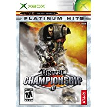 XBX: UNREAL CHAMPIONSHIP (COMPLETE)