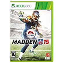 360: MADDEN NFL 15 (NM) (COMPLETE)