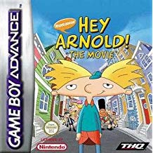 GBA: HEY ARNOLD: THE MOVIE (NICKELODEON) (GAME)