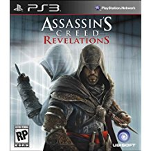 PS3: ASSASSINS CREED REVELATIONS (NEW)