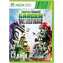 360: PLANTS VS ZOMBIES GARDEN WARFARE (ONLINE ONLY) (NM) (NEW)