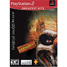 PS2: TWISTED METAL BLACK (COMPLETE)