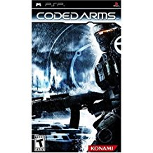 PSP: CODED ARMS (GAME)