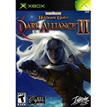 XBX: BALDURS GATE: DARK ALLIANCE II (GAME)