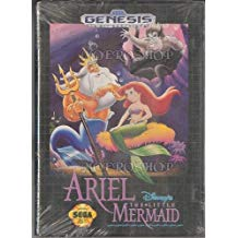 SG: ARIEL THE LITTLE MERMAID (DISNEY) (GAME)