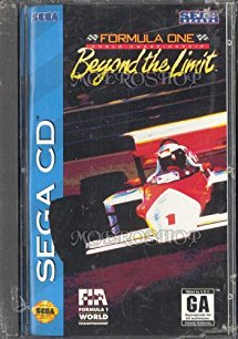 SCD: FORMULA ONE WORLD CHAMPIONSHIP: BEYOND THE LIMIT (BROKEN CASE) (COMPLETE)