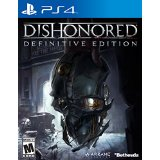 PS4: DISHONORED DEFINITIVE EDITION (NM) (COMPLETE)