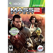 360: MASS EFFECT 2 (2DISC) (COMPLETE)