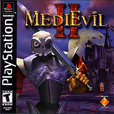 PS1: MEDIEVIL II (BOX)