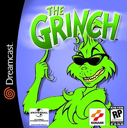 DC: GRINCH; THE (COMPLETE)