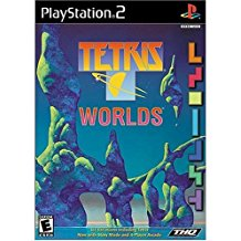 PS2: TETRIS WORLDS (COMPLETE)
