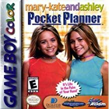 GBC: MARY-KATE AND ASHLEY: POCKET PLANNER (GAME)