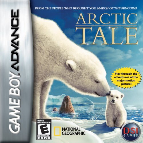 GBA: ARCTIC TALE (NEW)