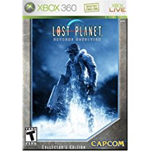 360: LOST PLANET: EXTREME CONDITION COLLECTORS EDITION (COMPLETE)