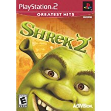 PS2: SHREK 2 (DREAMWORKS) (COMPLETE)
