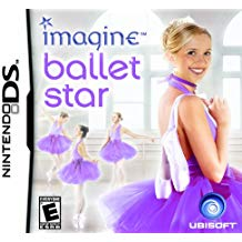 NDS: IMAGINE BALLET STAR (GAME)