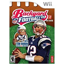 WII: BACKYARD FOOTBALL 09 (COMPLETE)