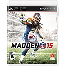 PS3: MADDEN NFL 15 (NM) (COMPLETE)