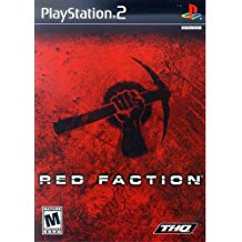 PS2: RED FACTION (BOX)