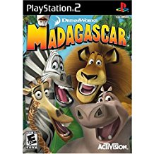 PS2: MADAGASCAR (DREAMWORKS) (COMPLETE)