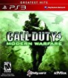 PS3: CALL OF DUTY 4: MODERN WARFARE (COMPLETE)