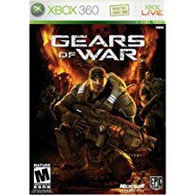 360: GEARS OF WAR (PAL) (COMPLETE)