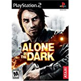 PS2: ALONE IN THE DARK (COMPLETE)