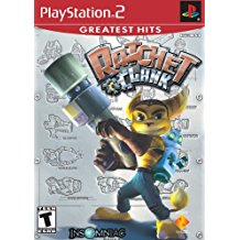 PS2: RATCHET AND CLANK (COMPLETE)