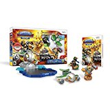 WII: SKYLANDERS SUPERCHARGERS RACING STARTER PACK (NEW)