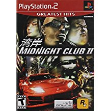 PS2: MIDNIGHT CLUB II (COMPLETE)