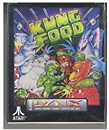 LYNX: KUNG FOOD (GAME)