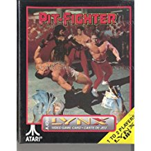 LYNX: PIT FIGHTER (BOX)