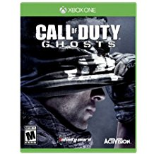 XB1: CALL OF DUTY GHOSTS (NM) (COMPLETE)