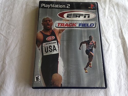 PS2: ESPN INTERNATIONAL TRACK AND FIELD (COMPLETE)