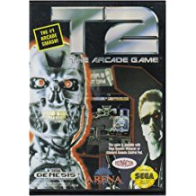 SG: T2: THE ARCADE GAME (GAME)