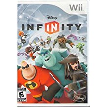 WII: DISNEY INFINITY (SOFTWARE ONLY) (COMPLETE)