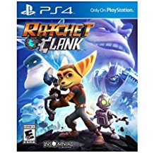 PS4: RATCHET AND CLANK (NM) (NEW)