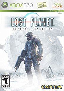 360: LOST PLANET: EXTREME CONDITION (COMPLETE)
