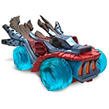 FIG: SUPER CHARGERS - HOT STREAK - SKYLANDERS (USED)