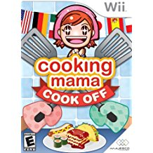 WII: COOKING MAMA: COOK OFF (COMPLETE)