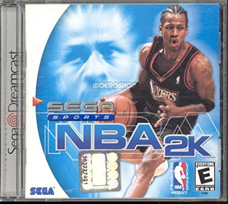 DC: NBA 2K (COMPLETE)
