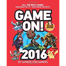 GD: GAME ON 2016 - SCHOLASTIC (USED)
