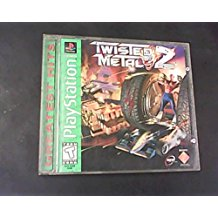 PS1: TWISTED METAL 2 (GAME)
