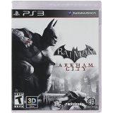 PS3: BATMAN ARKHAM CITY (COMPLETE)